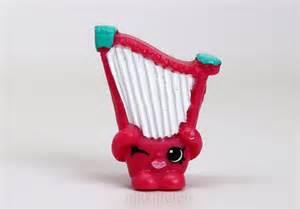 Shopkins season 5 5 047 pink hillary harp shopkin ebay