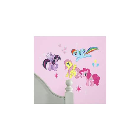 pony wall stickers roommates my pony wall decals the home depot canada