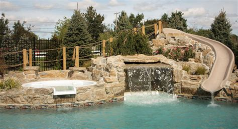 how to build a pool in your backyard our inground vinyl liner swimming pools bring your