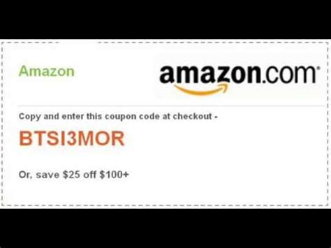 amazon discount code coupon code for amazon 2017 coupon for shopping