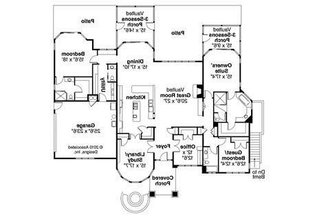 Prairie Floor Plans by Prairie Style House Plans Metolius 30 746 Associated