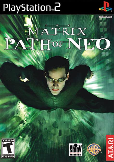 Ps2 Matrix the matrix path of neo ps2 iso portalroms