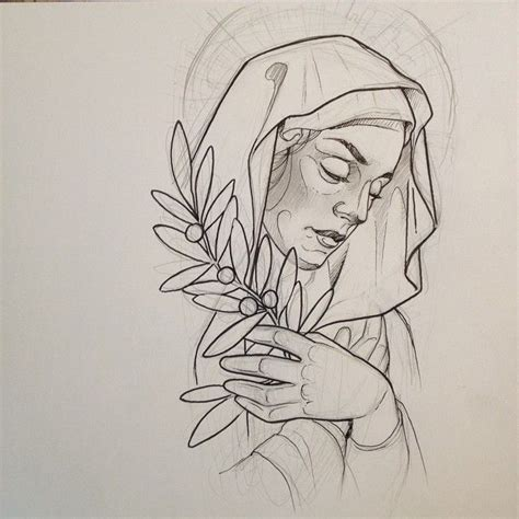 blessed mother tattoo designs for today sketches and flash