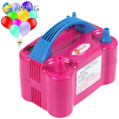 Pompa Balon Elektrik Pompa Balon Elektrik Multifungsi Dengan Tenaga