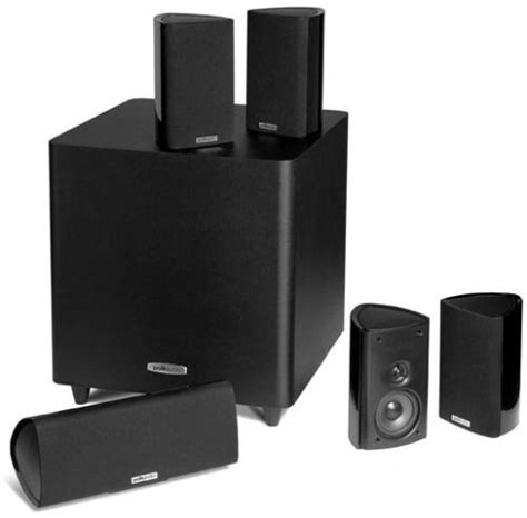 review  polk audio rm  channel home theater