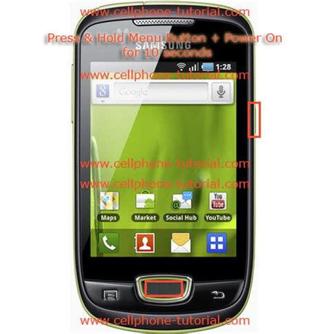 Dailyline Baterai Power One Samsung Galaxy S5570 samsung galaxy mini s5570 reset