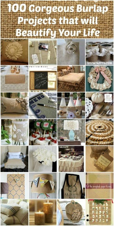 burlap crafts projects burlap crafts picmia