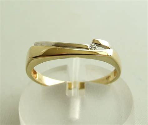 bicolor ring gouden bicolor ring met diamant kopen bicolor juwelier