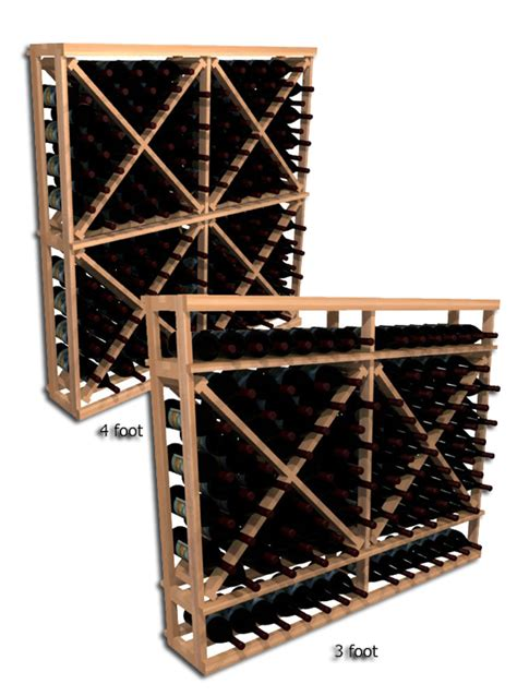 Wine Rack Kit by How To Choose A Wine Rack Kit