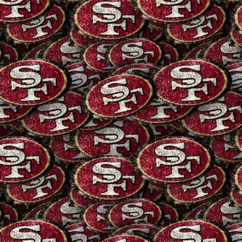 pattern maker san francisco san francisco 49ers 24 pattern