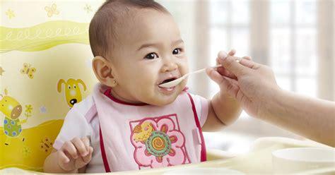 Blender Untuk Bubur Bayi resepi bubur untuk bayi 6 bulan keatas lebih berkhasiat