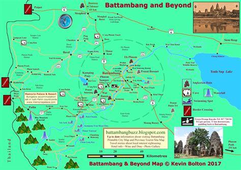 Cambodia All All About Battambang