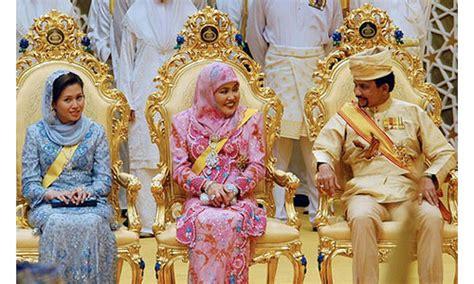 sultan hassanal bolkiah wives sultan hassanal bolkiah family celebrity family