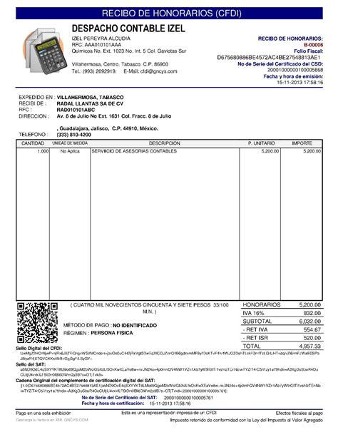 recibos alquiler local 2016 formato de recibo de honorarios gncys factura electr 243 nica