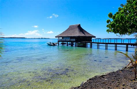 over water home the black pearl over water bungalow bora bora over water