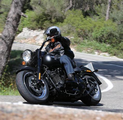 Indian Motorrad Dresden by Test So F 228 Hrt Sich Die Neue Harley Davidson Fat Boy S Welt