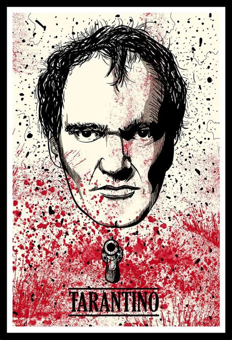 Plakat Quentin Tarantino by 8 Besten Tarantino Bilder Auf Filmposter
