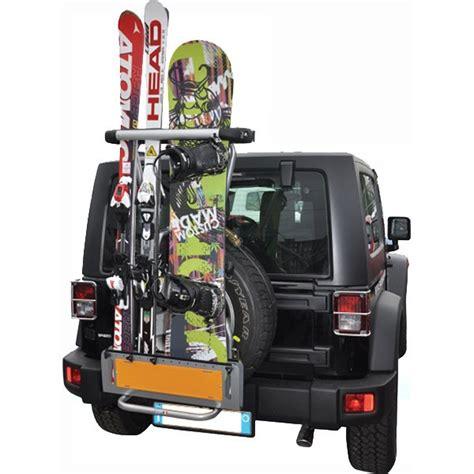 porta sci auto portasci 4x4 portasci e snowboard gev porta sci e