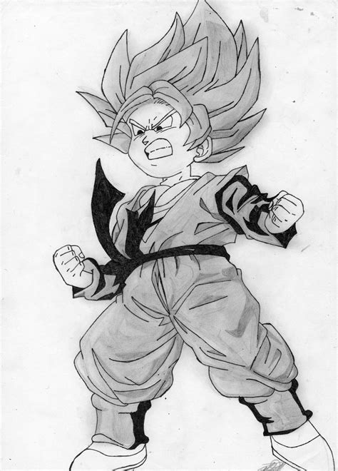 imagenes en blanco y negro de dragon ball dragon ball z manga y anime taringa