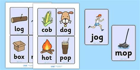 wa pattern words cvc word cards o cvc cvc word three phoneme words three