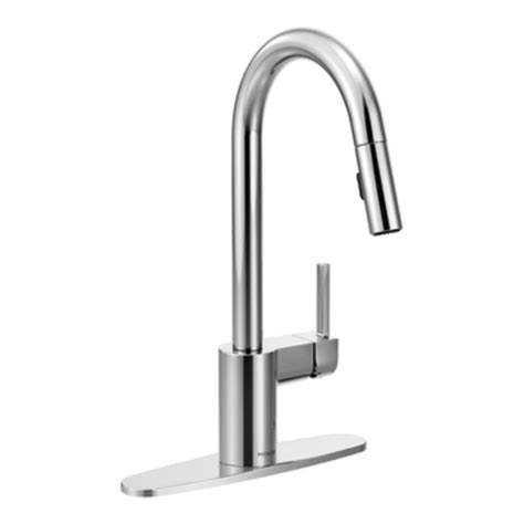 moen single handle kitchen faucets moen align single handle kitchen faucet reviews wayfair