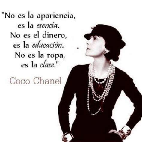 coco chanel biography in spanish frases de coco chanel outfit pinterest frases