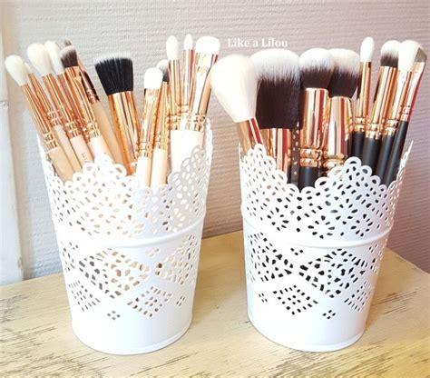 put in makeup brush holder make up brush holder pots candle holder set of 2 free