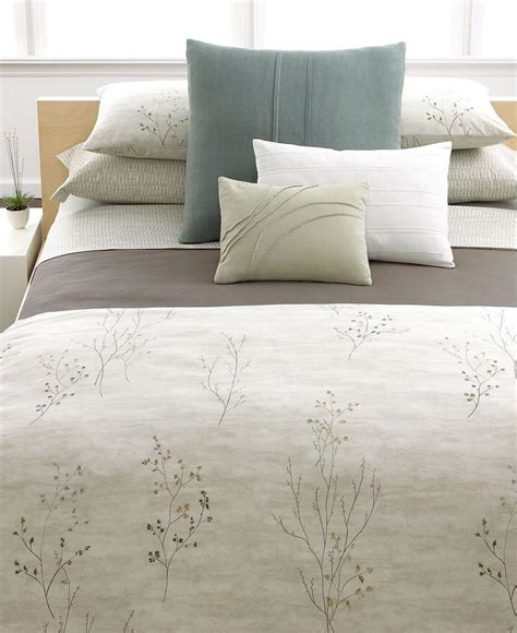 home collection bedding calvin klein home briar bedding collection