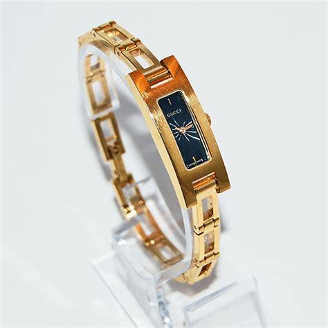 Ladies Gold Plated Gucci 3900L ? Krafft Jewellers