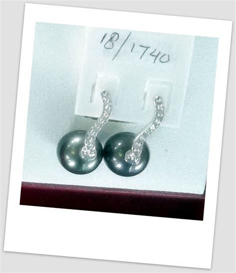 Trending Earrings Anting Anting Perhiasan anting mutiara emas 0073 harga mutiara lombok perhiasan toko emas terpercaya jual