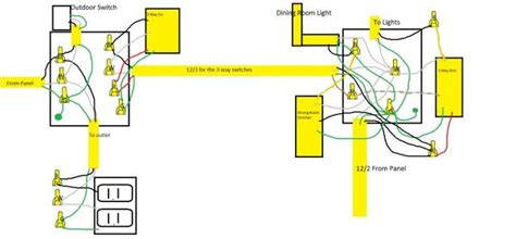 3 way switches is my diagram correct doityourself