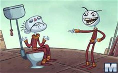 Juegos De Memes Trollface Quest - trollface quest trolltube macrojuegos com