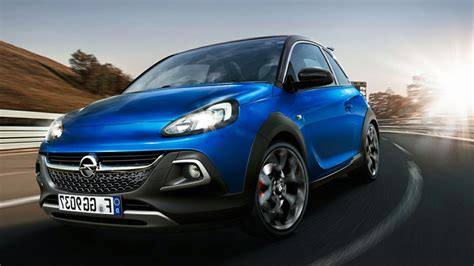 opel cars 2017 2017 opel adam rocks s hd car wallpapers free
