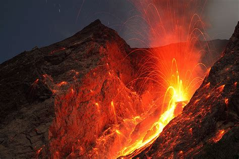Batu Lava Bali batu tara volcano