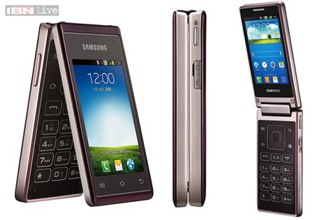 Handphone Samsung W789 samsung unveils dual screen w789 android flip phone with cpu
