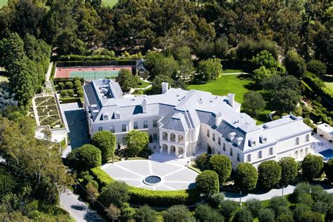 take a look inside the most expensive home in america