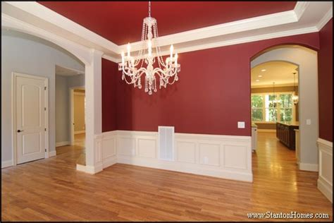 Color Schemes For Dining Rooms Top 5 Red Paint Colors For The Dining Room