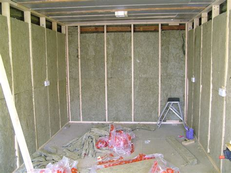 Soundproof Garage by Soundproofing A Garage Construction