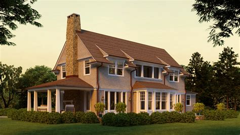 shingle style house plans maine shingle style house plans