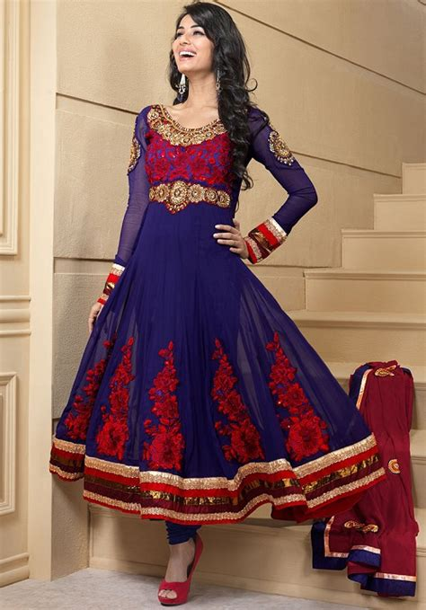 India Dressanarkali Dressdress fashion and styles indian anarkali dresses collection 2013