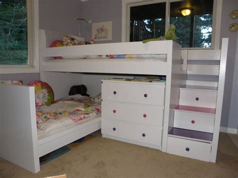 toddler bunk beds space saving bunk bed design ideas for kids bedroom vizmini
