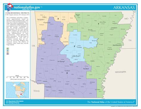 us representatives arkansas map arkansas senators and representatives in 2016 114th us