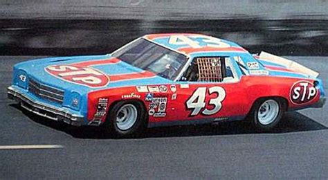 Richard Petty 43 by 43 Stp Richard Petty 1979 80 Powerslide Powerslide