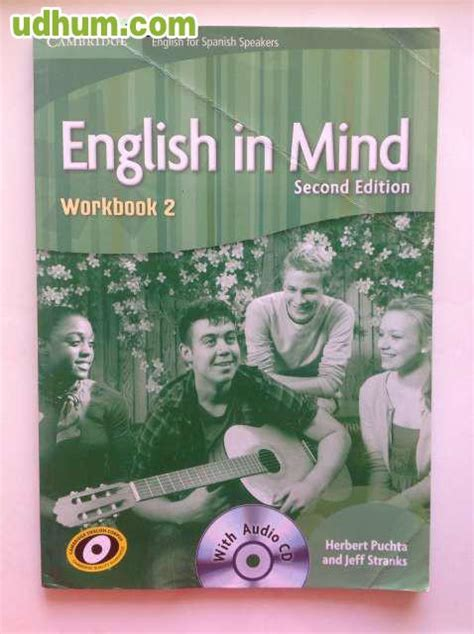 libro hard boiled second edition english in mind 2 student y workbook