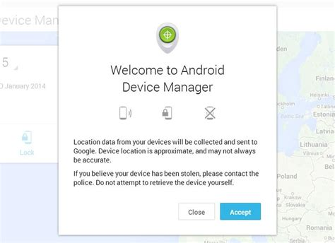 android divice manager how to use android device manager pc advisor