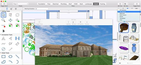 100 punch software home and landscape design review