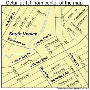map of venice florida streets south venice florida map 1268100