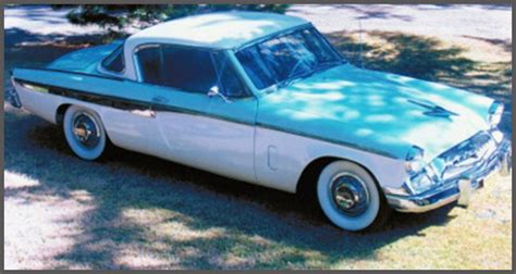 Eldorado Upholstery 1955 Studebaker Commander Valley Street Rods