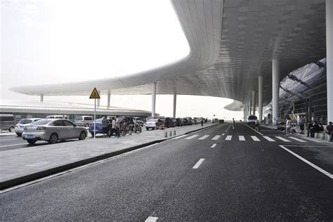 air max terminal 3 at shenzhen airport by studio fuksas terminal 3 of shenzhen airport by studio fuksas desihn