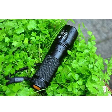 Diskon Tactical Flashlight Mini Senter Xpe Led 320vlumens 1 senter mini tactical xpe led w 01 black